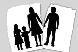 Proper child custody arangements must be made on divorce