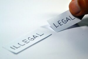 What is legal and illegal in family-related rules?